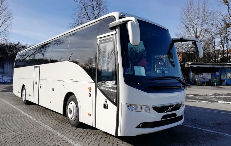 Saxony-Anhalt: Bus rent in Bernburg in Bernburg and Germany