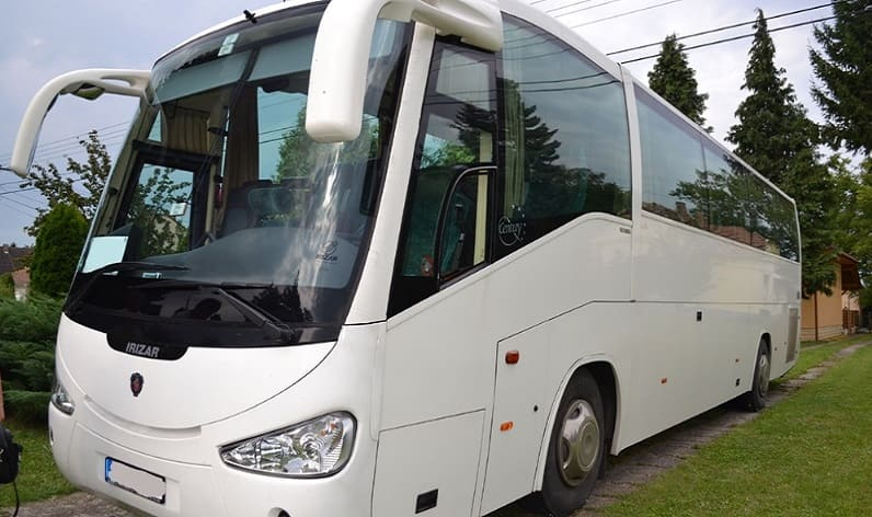 Saxony-Anhalt: Buses rental in Bernburg in Bernburg and Germany