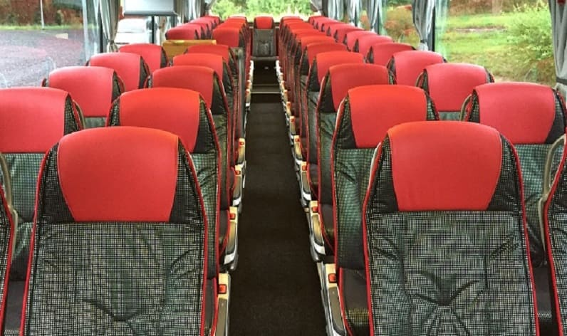 Germany: Coaches rent in Saxony-Anhalt in Saxony-Anhalt and Merseburg