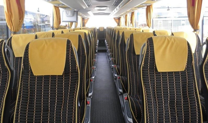 Germany: Coaches reservation in Saxony-Anhalt in Saxony-Anhalt and Bernburg